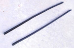 1961 Vertical division bar channel insert, rubber-lined