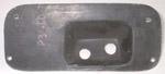 1937 Wiper panel cover, fiberglass