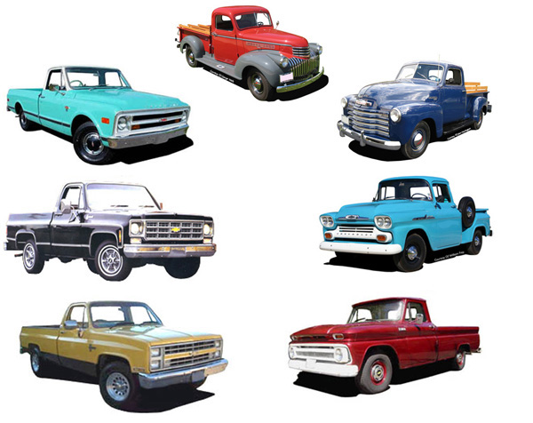 Gmc Truck Parts >> Classic Truck Parts For Sale