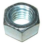 1947-1972 Bumper bolt nut