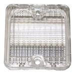 1967-1972 Backup light lens