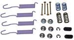 1960-1963 Brake hold down kit and return springs