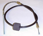 1975 Brake cable - front
