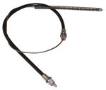 1973-1974 Brake cable - front