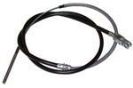 1966-1967 Brake cable - front