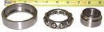 1929-1940 Wheel ball bearing