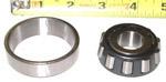 1958-1959 Wheel roller bearing