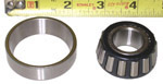 1969-1970 Wheel ball bearing