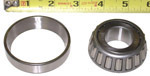 1946-1959 Wheel ball bearing