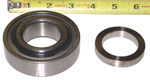 1958-1959 Wheel ball bearing