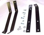 1960-1962 Bumper brackets