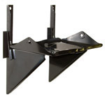 1955-1957 Battery tray assembly and support brackets