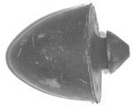 1960-1972 Upper control arm bumper