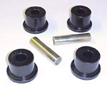 1973-1987 Leaf spring frame shackle bushings only