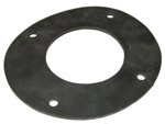1942-1945 Flat rubber to fit under gas filler neck ring retainer