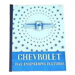 1942 Chevrolet engineering features book