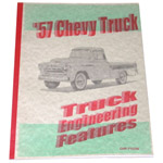1957 Chevrolet engineering features book