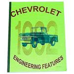 1962 Chevrolet engineering features book