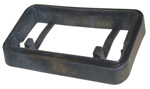 1967-1972 Gasket for cargo light assembly mounting to cab