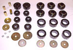 1981-1991 Cab and radiator core support mount kit