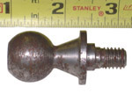 1973-1984 Clutch bracket ball