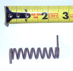 1936-1947 Spring for door lock rod