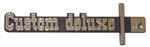 1973-1974 Dash panel identification plate
