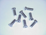 1967-1971 Door panel fastening screws