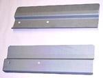 1967-1972 Dust shields