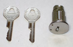 1947-1966 Ignition lock cylinder only