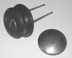 1936-1940 Horn button