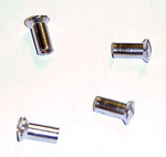 1947-1953 Parklight lens screws