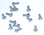 1955-1959 Dash cluster assembly screws