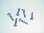 1967-1972 Taillight lens screw set