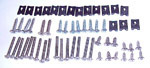 1971-1972 Exterior lighting screw set