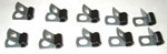 1951-1959 Clips for the brake lines