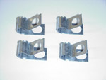 1960-1966 Clips for the 3/8 inch fuel lines