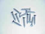 1960-1966 Sill trim plate screws