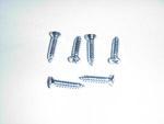 1967-1972  Vent window pillar screw set