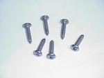 1955-1957 Headlight bezel screws
