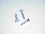 1955-1959 Dash cluster bezel screw set