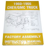 1960-1966 Factory assembly manual