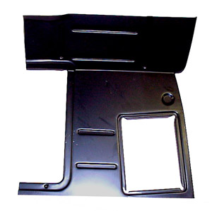 1947-1955 Floorboard with toeboard section