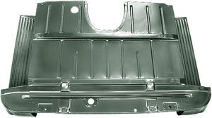 1955-1959 Floorboard pan