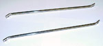 1955-1959 Fender braces (rods)