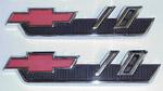 1962 Fender emblems
