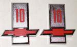 1963 Fender emblems