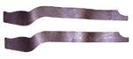 1964-1966 Front outer fender seals at firewall