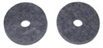 1955-1959 Brake and clutch floor felt seal