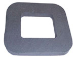 1937-1946 Floor shift foam collar